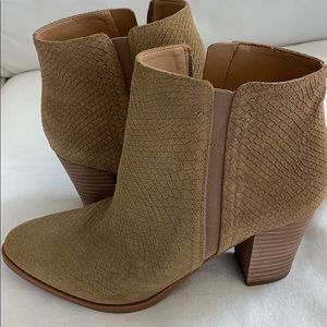 Franco Sarto Booties, Size 8.5M